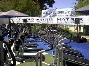 krankcycle matrix stand