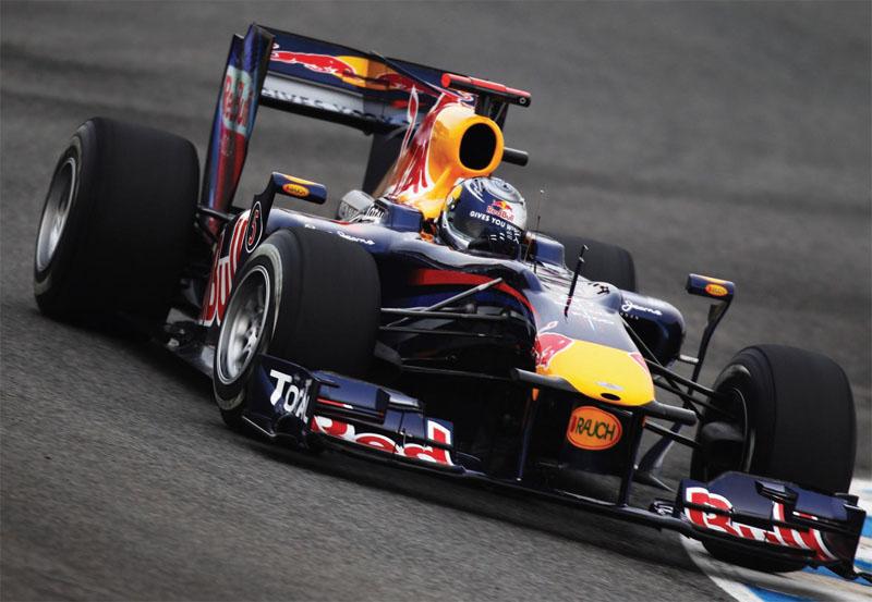 Nuova partnership Matrix Fitness e Red Bull Racing