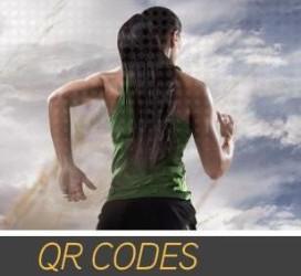 qr code da applicare su macchine isotoniche matrix fitness per un corretto utilizzo