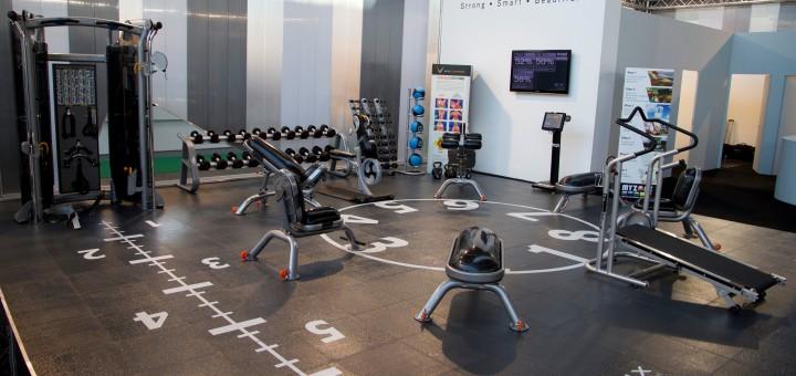 circuito fitness matrix fiera rimini 2012