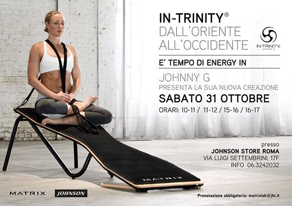 IN-TRINITY 31ottobre Roma