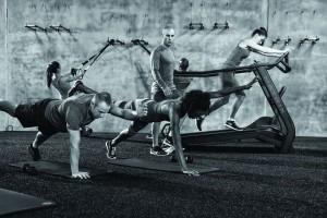 group workout matrix fitness