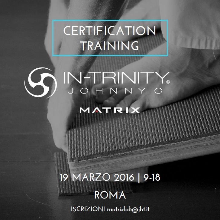 certificazione marzo