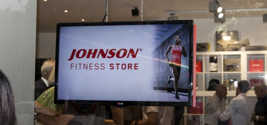 Johnson Fitness store