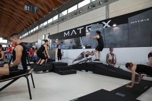 synergy mat e matrix fitness