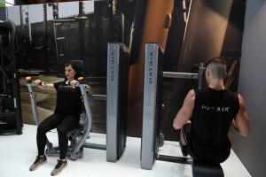 Versa Matrix Rimini Wellness 2016