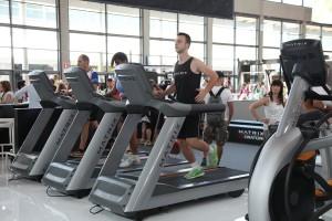treadmill matrix