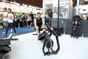 Rower Matrix a Rimini Wellness 2