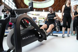 Rower Matrix a Rimini Wellness