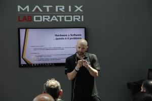 De Bianchi per MAtrix Lab