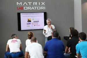 Coda Zabetta per Matrix Lab