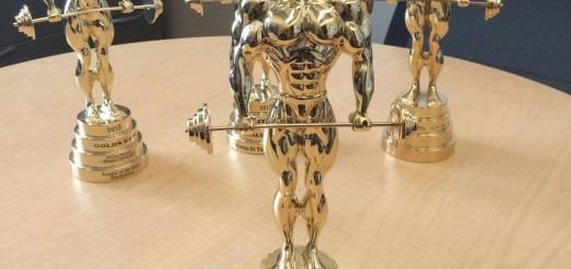 premio Gold's Gym