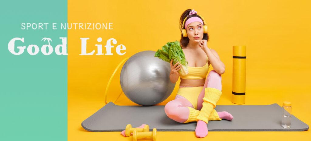 nutrizione e sport